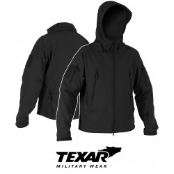 Texar Softshell Falcon Jacket Black