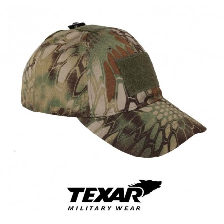 Tactical Cap G-Snake