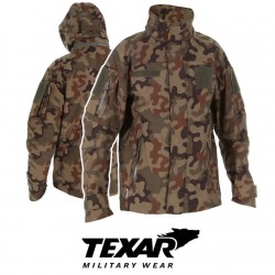 Texar Waterproof Breathable Conger Jacket Polish Woodland