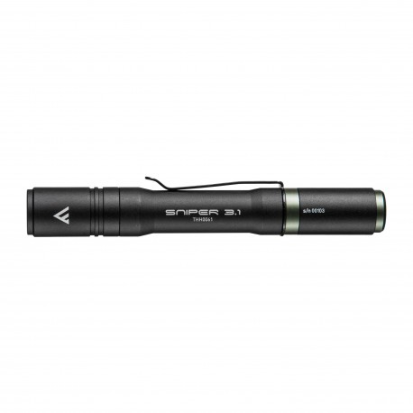 Mactronic Rechargeable Flashlight SNIPER 3.1 130 lm Focus