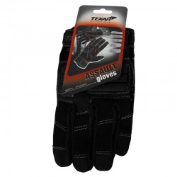 Texar Assault Gloves Black