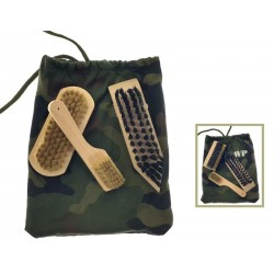 Shoe Brushes Set
