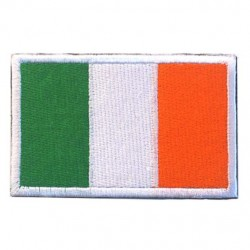Irish Flag Velcro Patch