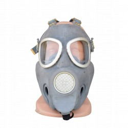 Polish Army Gas Mask MP-4 Bulldog