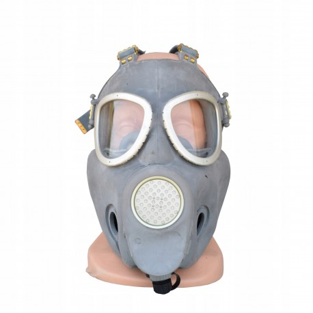 Polish Army Gas Mask MP-4 Bulldog