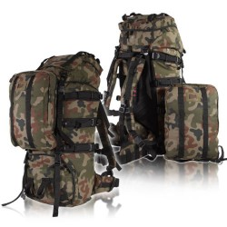 Polish Army backpack- Mountain Infantry Backpack