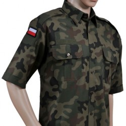 Polish Army T-Shirt wz93 Ripstop
