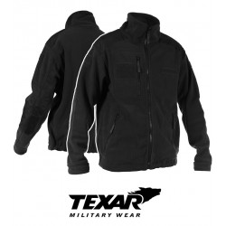 Texar Fleece Jacket ECWCS II Black