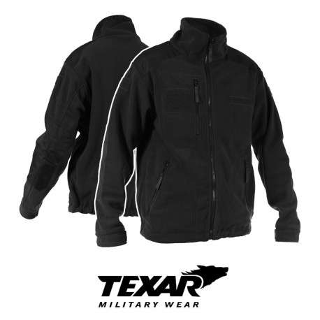 FLEECE JACKET ECWCS II BLACK