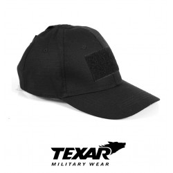 Texar Tactical Cap Black