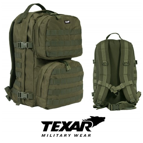 SCOUT BACKPACK OLIVE