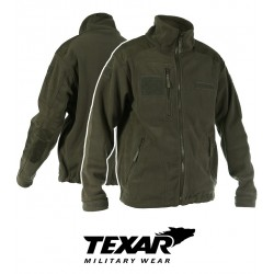 Texar Fleece Jacket ECWCS II Olive