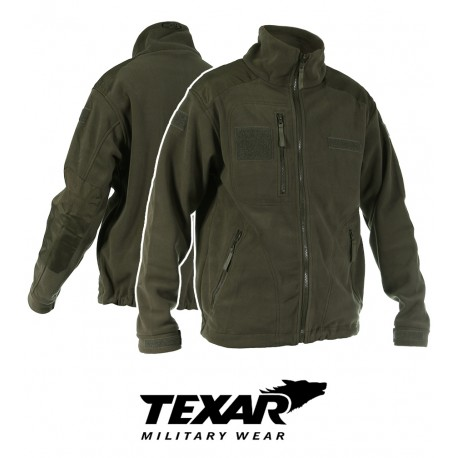 FLEECE JACKET ECWCS II OLIVE
