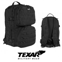 SCOUT BACKPACK BLACK 35L