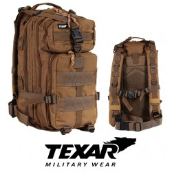 Texar Assault Backpack TXR Coyote 25L