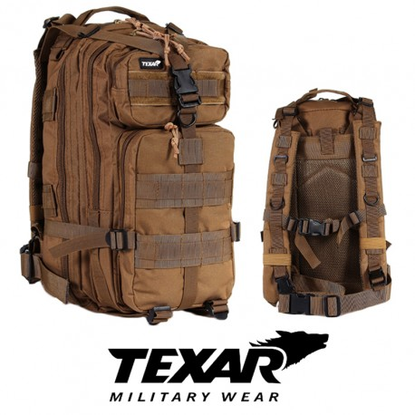ASSAULT BACKPACK TXR COYOTE 25L