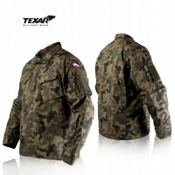Texar Wz10 Shirt Ripstop Polish Woodland