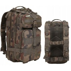 Texar Assault Backpack TXR Polish Woodland 25L