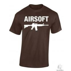 T-Shirt Airsoft M4A1