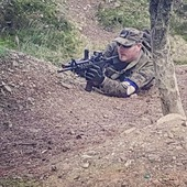It was a great weekend! @specialops.ie @militaryshop.ie#airsoft #army#military #wicklow #Roundwood #mountains #game #adventure #trip