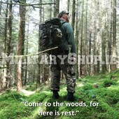 """""""Come to the woods, for here is rest."""" John Muirwww.militaryshop.ie#survival #bushcraft #trip #trekking #outdoor #airsoft #army #military #hiking #armyshop #ireland #adventure #fishing #camping #gear #tactical #tacticalgear #mountains #walk #nature #forest #woodland"""