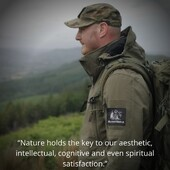 """""""Nature holds the key to our aesthetic, intellectual, cognitive and even spiritual satisfaction."""" – E. O. Wilsonwww.militaryshop.ie#survival #bushcraft #trip #trekking #outdoor #airsoft #army #military #hiking #armyshop #ireland #adventure #fishing #camping #gear #tactical #tacticalgear #mountains #walk #nature"""