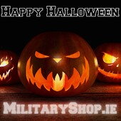 Happy Halloween!www.militaryshop.ie#survival #bushcraft #trip #trekking #outdoor #airsoft #army #military #hiking #armyshop #ireland #adventure #fishing #camping #gear #tactical #tacticalgear #mountains #walk #nature #forest #woodland #halloween