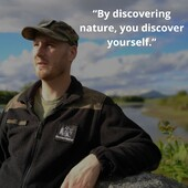 """Wicklow Mountains: """"By discovering nature, you discover yourself."""" – Maxime Lagacéwww.militaryshop.ie#survival #bushcraft #trip #trekking #outdoor #airsoft #army #military #hiking #armyshop #ireland #adventure #fishing #camping #gear #tactical #tacticalgear #mountains #walk"""