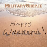 Happy Weekend!https://militaryshop.ie#survival #bushcraft #trip #trekking #outdoor #airsoft #army #military #hiking #armyshop #ireland #adventure