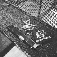 Bang Bang! We are back. Great time! 😁 Tarnowskie Góry Shooting Range 🔫 🔫 www.militaryshop.ie@militaryshop.ie @patrolxshop @lukas_sadlak_photography @photographerrw#survival #bushcraft#trip #shootingrange #expedition #army #military #tarnowskiegory