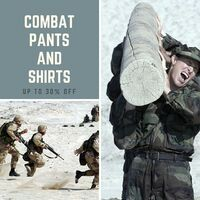 Combat Pants and Shirts up to 30% OFFhttps://militaryshop.ie/3-pants https://militaryshop.ie/13-shirts@militaryshop.ie @patrolxshop#survival #bushcraft #trip #trekking #ireland #outdoor #texar #airsoft #army #military #hiking #promo #pants #trousers
