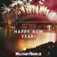 Happy New Year!www.militaryshop.ie@militaryshop.ie @patrolxshop @patrol.x#survival #bushcraft #trip #trekking #outdoor #airsoft #army #military #hiking #armyshop #ireland #adventure #newyear #2020