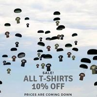 Sale! All T-Shirts 10% Offhttps://militaryshop.ie/17-t-shirts@militaryshop.ie @madness_24_survival_challenge @lukas_sadlak_photography @patrolxshop @photographerrw#madness24 #survival #bushcraft #trip #trekking #ireland #t-shirt #outdoor #texar #airsoft #army #military #hiking #sale #promo