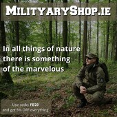 """"""" In all things of nature there is something of the marvelous"""". —Aristotlewww.militaryshop.ie#survival #bushcraft #trip #trekking #outdoor #airsoft #army #military #hiking #armyshop #ireland #adventure #fishing #camping #gear #tactical #tacticalgear #mountains #walk #nature #forest #woodland"""
