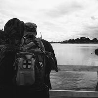 Waiting for the weekend... https://militaryshop.ie@militaryshop.ie @madness_24_survival_challenge @lukas_sadlak_photography @patrolxshop @photographerrw#survival #bushcraft #trip #trekking #ireland #boots #backpack #outdoor #texar #ecwcs #fleece #airsoft #army #military #hiking