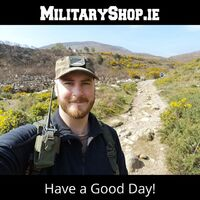 Have a Good Day!https://militaryshop.ie#survival #bushcraft #trip #trekking #outdoor #texar #airsoft #army #military #hiking #armyshop #ireland #adventure