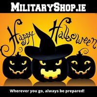 Happy Halloween!!! https://militaryshop.ie@militaryshop.ie @patrolxshop#survival #bushcraft #trip #trekking #ireland #outdoor #texar #airsoft #army #military #hiking #armyshop #halloween