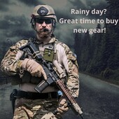 Rainy day? Great time to buy new gear!#survival #bushcraft #trip #trekking #outdoor #airsoft #army #military #hiking #armyshop #ireland #adventure #fishing #camping #mactronic #rain #gear #tactical #tacticalgear