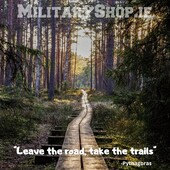 Leave the road, take the trails. —Pythagoraswww.militaryshop.ie#survival #bushcraft #trip #trekking #outdoor #airsoft #army #military #hiking #armyshop #ireland #adventure #fishing #camping #gear #tactical #tacticalgear #mountains #walk #nature #forest #woodland