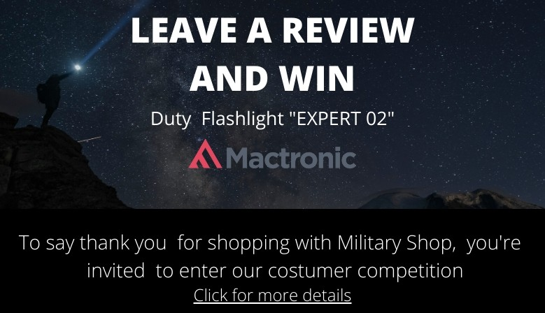 Leave a review and win