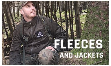 Fleeces and Jackets